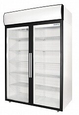 Холодильный шкаф POLAIR DM114-S - фото 10201