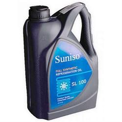 Масло синтетическое Suniso SL 100 (4л) - фото 5027
