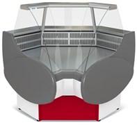 Витрина холодильная МХМ ТАИР ВХС-УВ (угол внутренний)