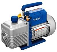 Вакуумный насос VALUE VE245N двухст. (128 л/мин)
