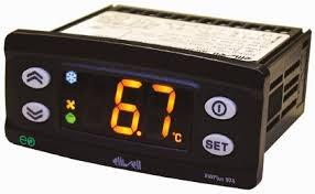 Холодильный контроллер Eliwell EWPlus 978 EO NTC RTC 230Vac