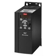 Частотный преобразователь VLT Micro Drive FC 51 (0,18 кВт, 220В, 1P)