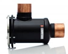 "DCR 04811s 35мм=1.3/8"" п/пайку 162кВт (на R404) встав.1шт."