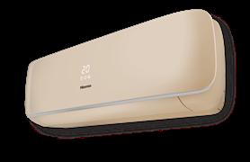 Кондиционер Hisense Premium CHAMPAGNE SUPER DC Inverter AS-10UR4SVETG67(C)