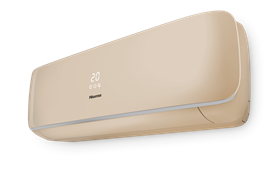 Кондиционер Hisense Premium CHAMPAGNE SUPER DC Inverter AS-13UR4SVETG67©